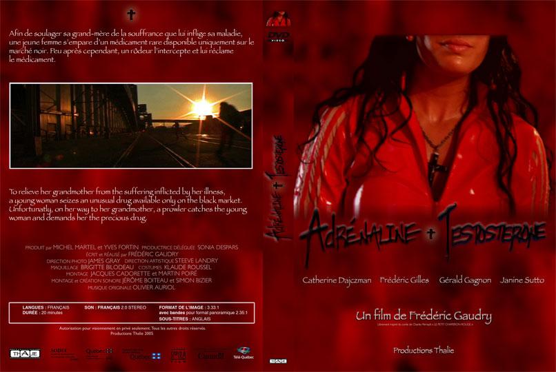 Pochette DVD Ad et Tes